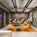 Miejska Biblioteka Publiczna w Szczecinie - Projekt architektury