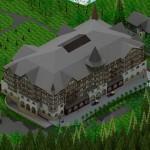 Projekt architektoniczny hotelu grandhotel