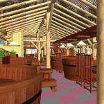 Projekt architektoniczny ogródka gastronomicznego