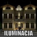 Projekty architektoniczne iluminacji budynków